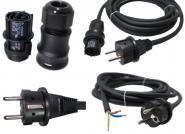 5m Anschlusskabel Mikro Wechselrichter Schukostecker Plug & Play opt Wieland RST