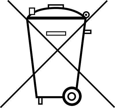 Batterie Tonnen Symbol