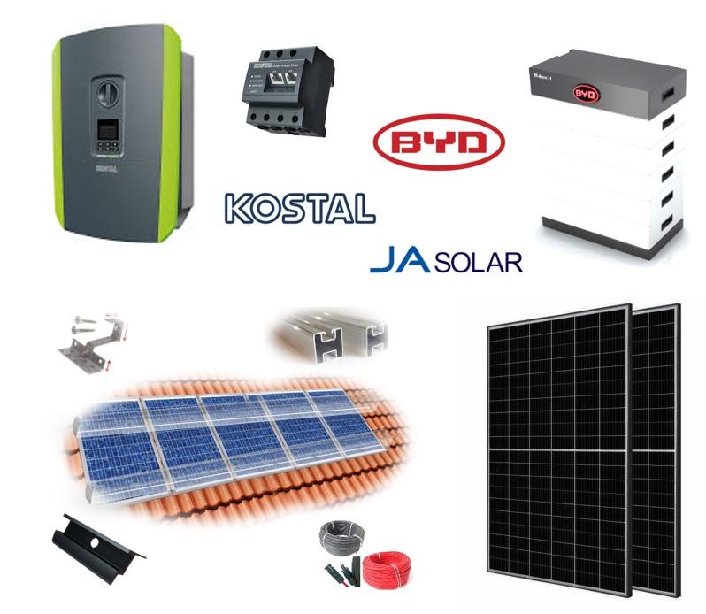 Bausätze & Speicher www.europe-solar.de